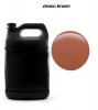 GEL Polish Żel Hybrydowy - choco brown 3800ml