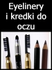 Eyelinery i kredki do oczu