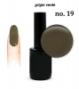 GEL Polish - Soak Off  - grigio verde 15ml (19)